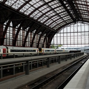 Anvers-gare-Centraal Station