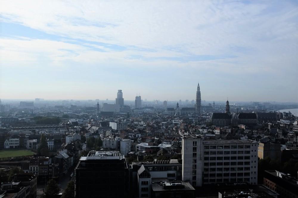antwerpen-mas-skyline