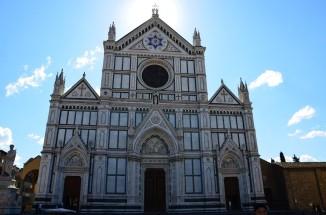 Florence-basilique-Santa Croce
