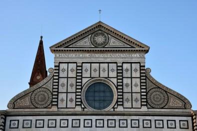 Florence-basilique-Santa Maria Novella