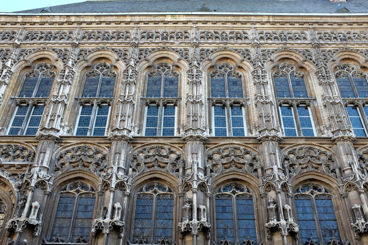 City Hall Ghent