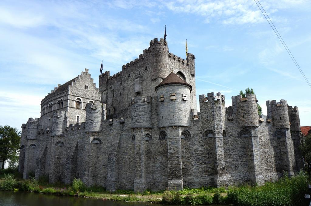 Gand-Gravensteen-château des comtes