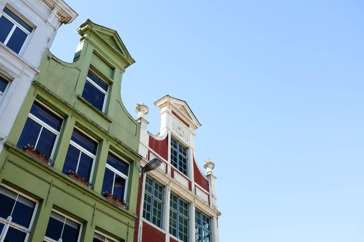 Gent architectuur