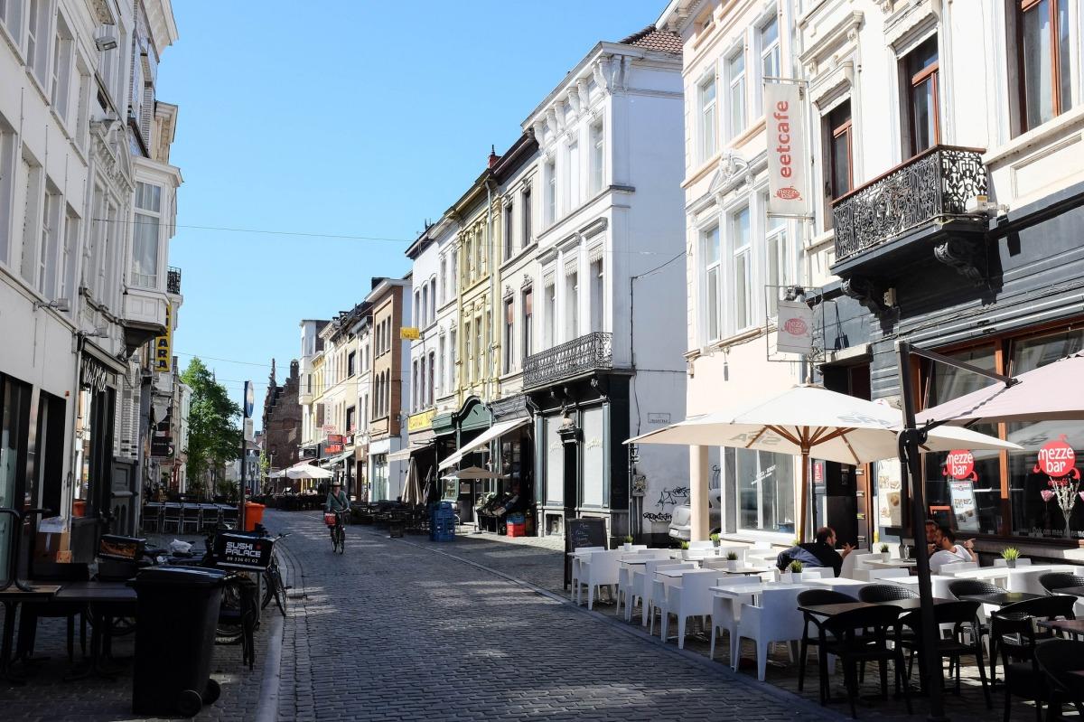 Gent patershol street