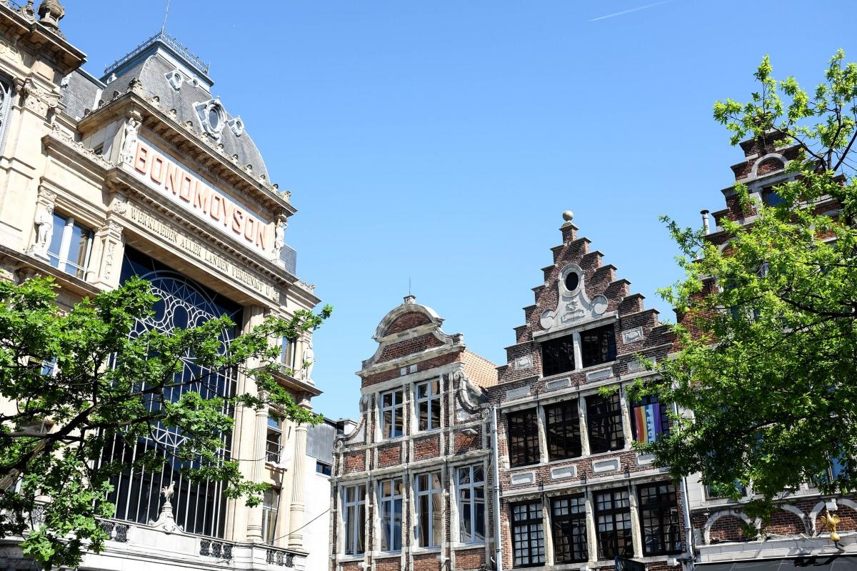 Ghent architecture