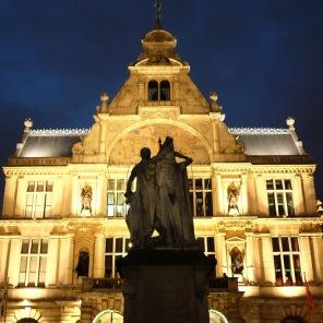 Le théâtre royal de Gand