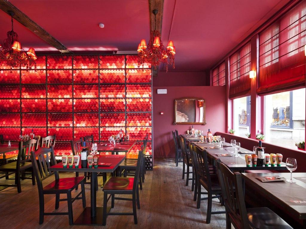 Restaurant Pampas Gand