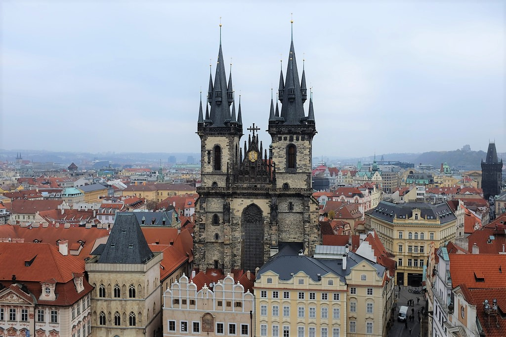 prague-cathedrale-tyn