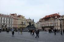 Prague - Staroměstské Náměstí (La Place de la vieille-ville)