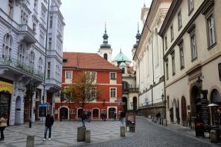 Staré Město est la vieille-ville de Prague