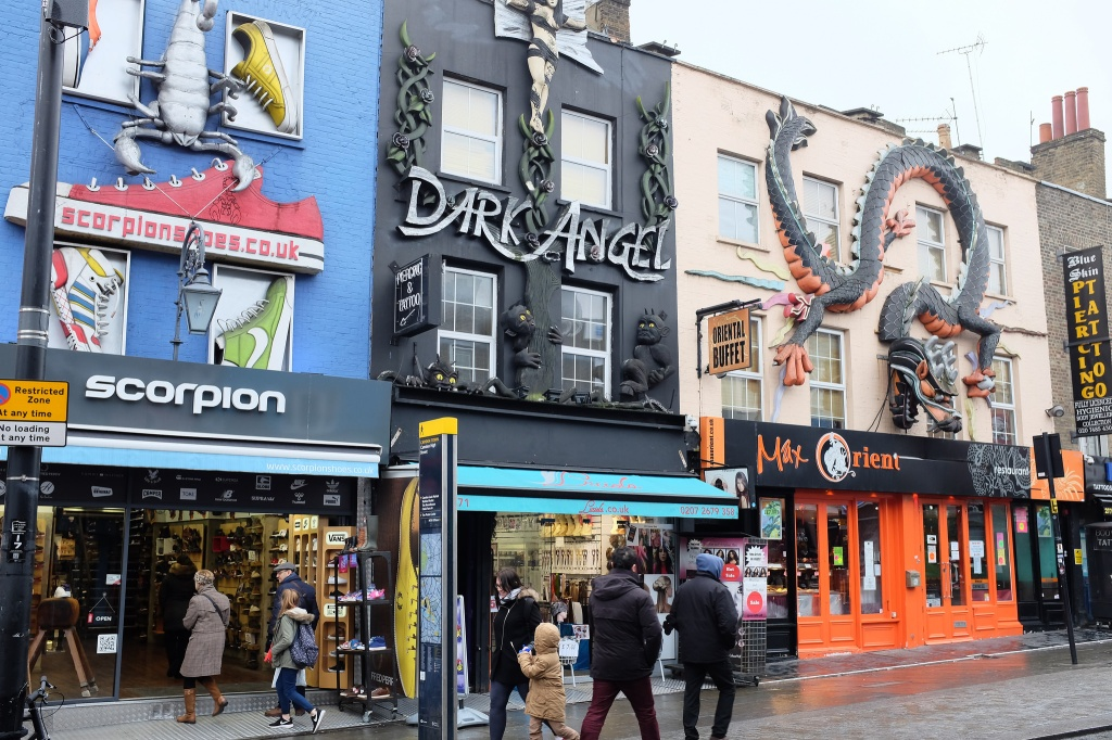 Londres-Camden-town-market