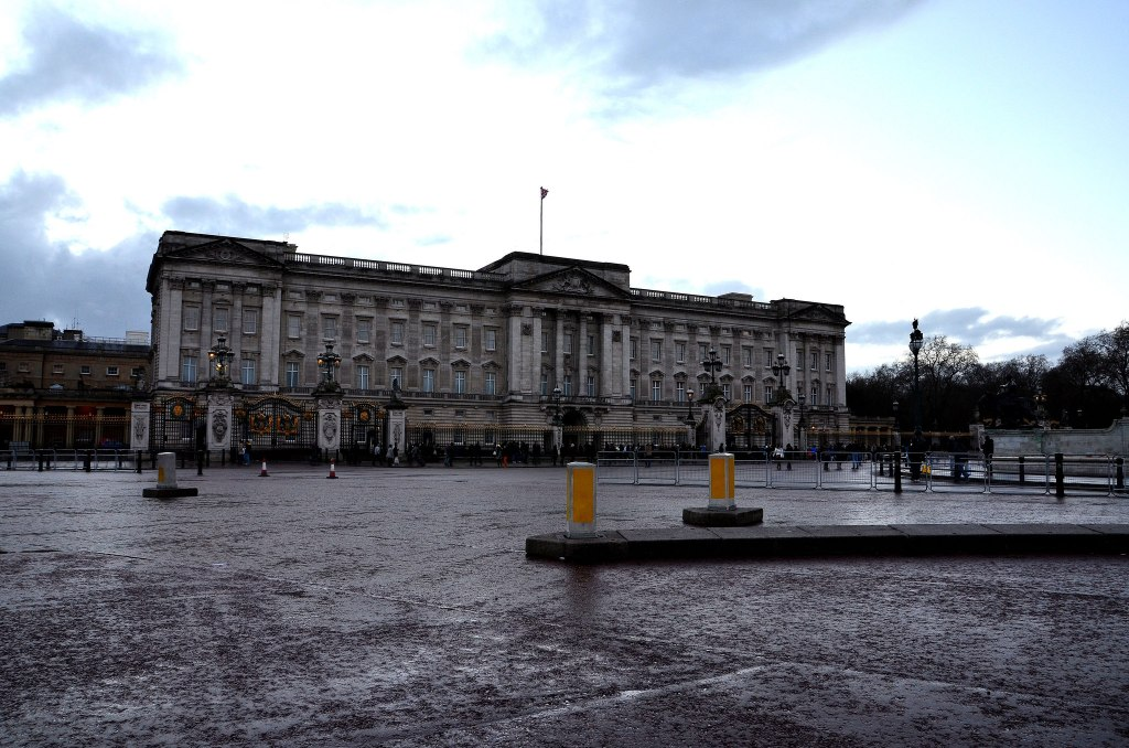 Londres-Buckingham-Palace