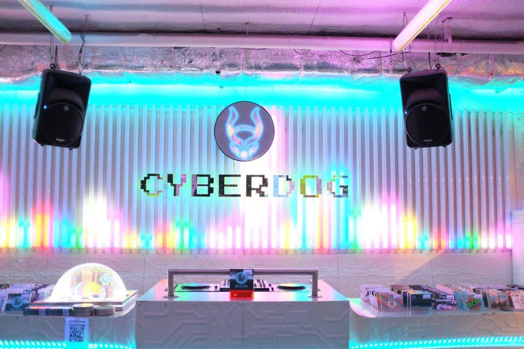 Londres-Cyberdog-Camden