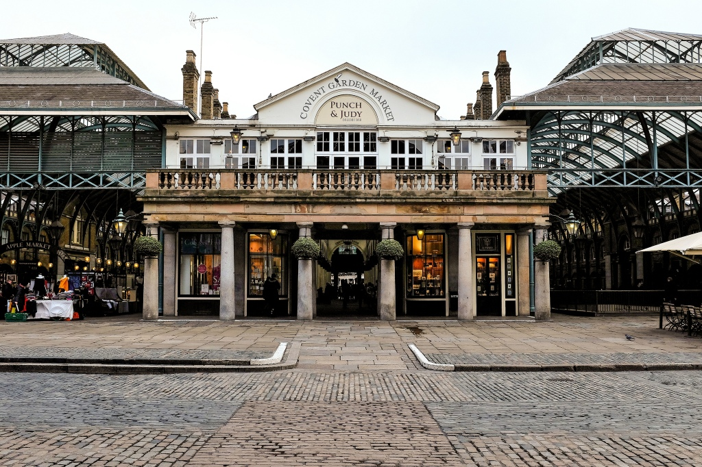 Londres-Covent-garden-Soho-marché-couvert