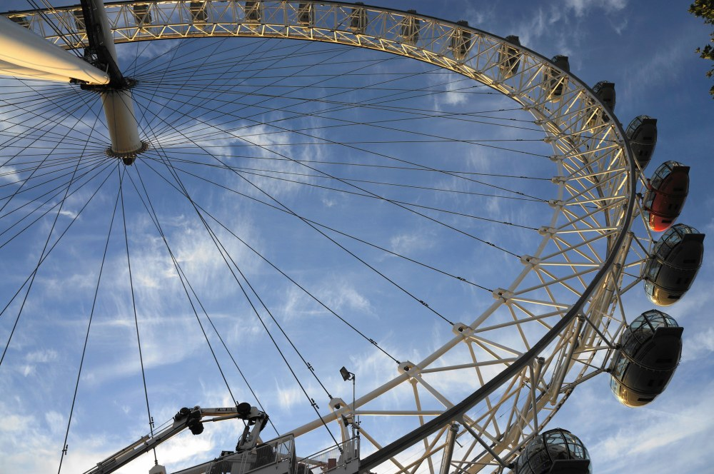 Londres-London-Eye-grande-roue