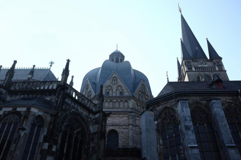 Aix-la-Chapelle-cathédrale