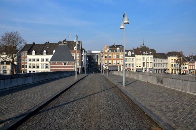 Maastricht-pont-Saint-Servais