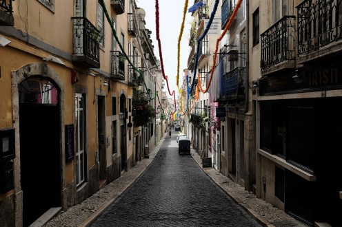 Lisbonne-Bairro Alto