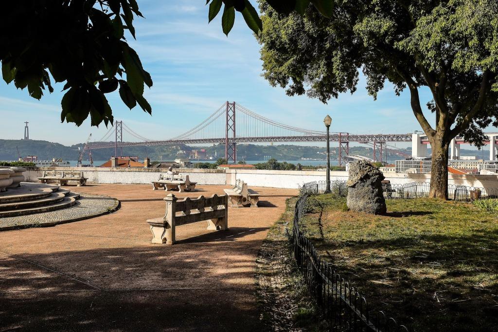 Lisbonne-pont du 25 avril-Belém-ponte 25 de Abril-Tage-Almada-Golden Gate Bridge-San Francisco