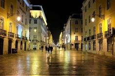 Lisbonne-Baixa-Rossio