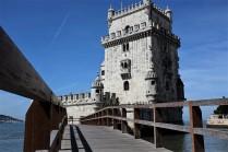 Lisbonne-Belém-Tour de Belém-Tage
