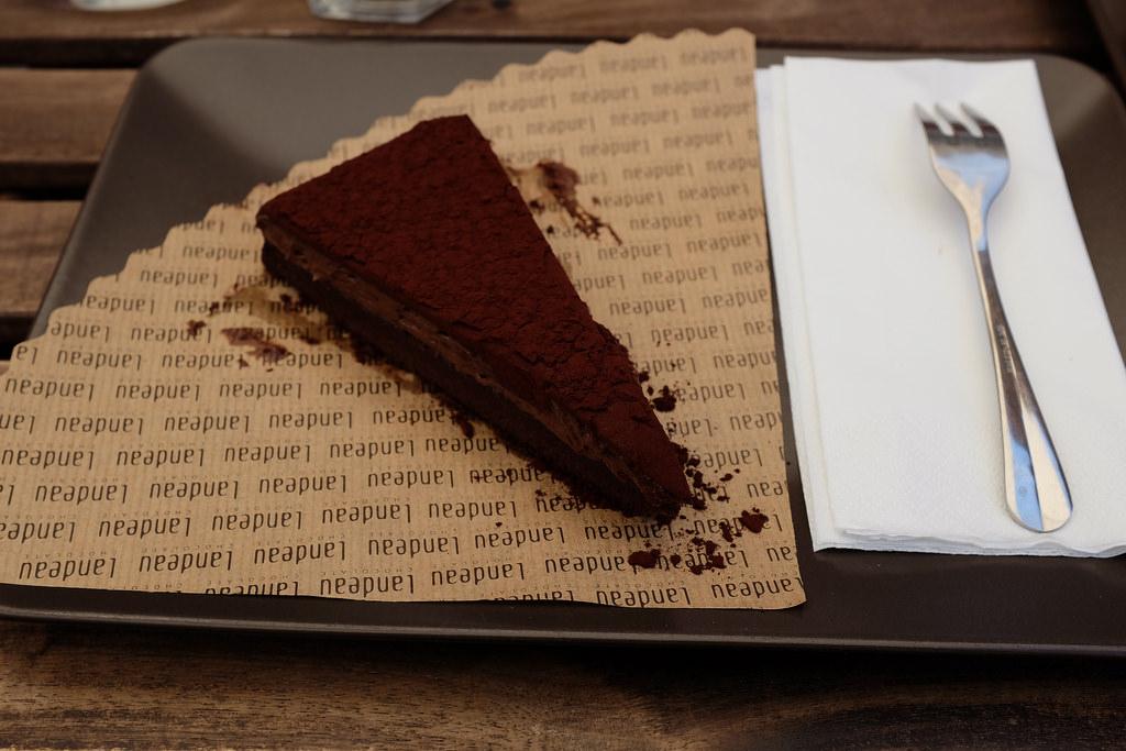 Landeau Chocolate-Lisbonne-gâteau
