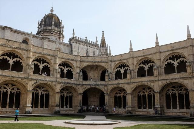 Lisbonne-monastère-hiéronymites-Belém