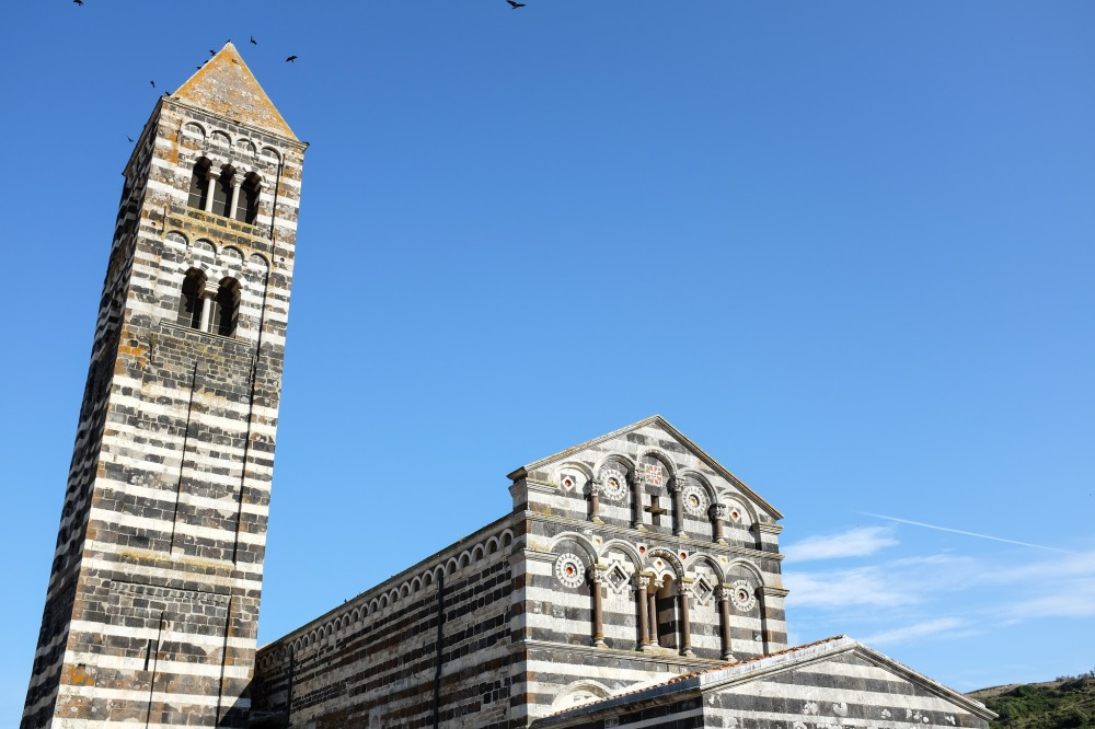 Sardaigne-église-basilique-Saccargia