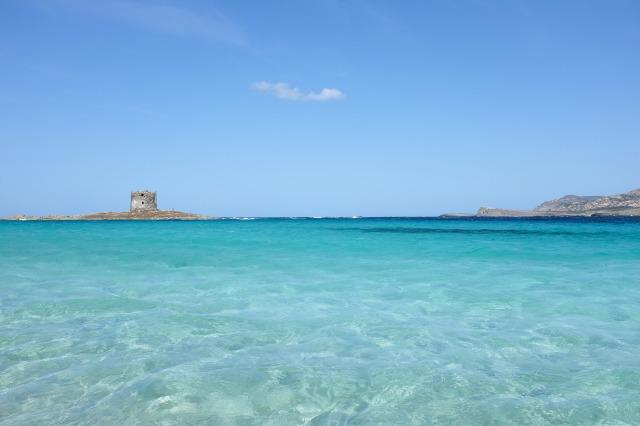 La Pelosa Caraïbes Stintino plage Sardaigne
