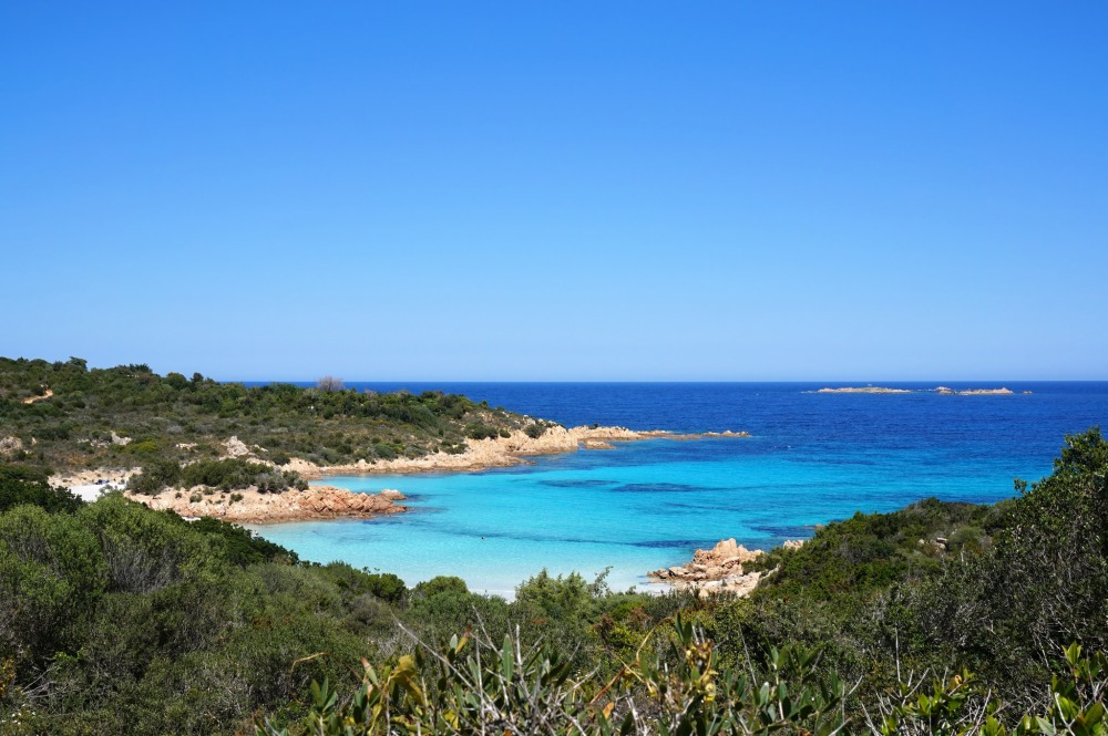 Sardaigne-spiaggia del principe-plage-costa smeralda