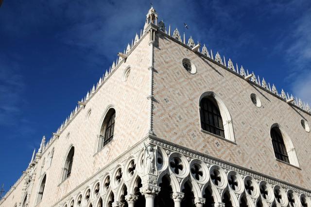 Venise-Palais des Doges-palazzo-ducale-Saint-Marc