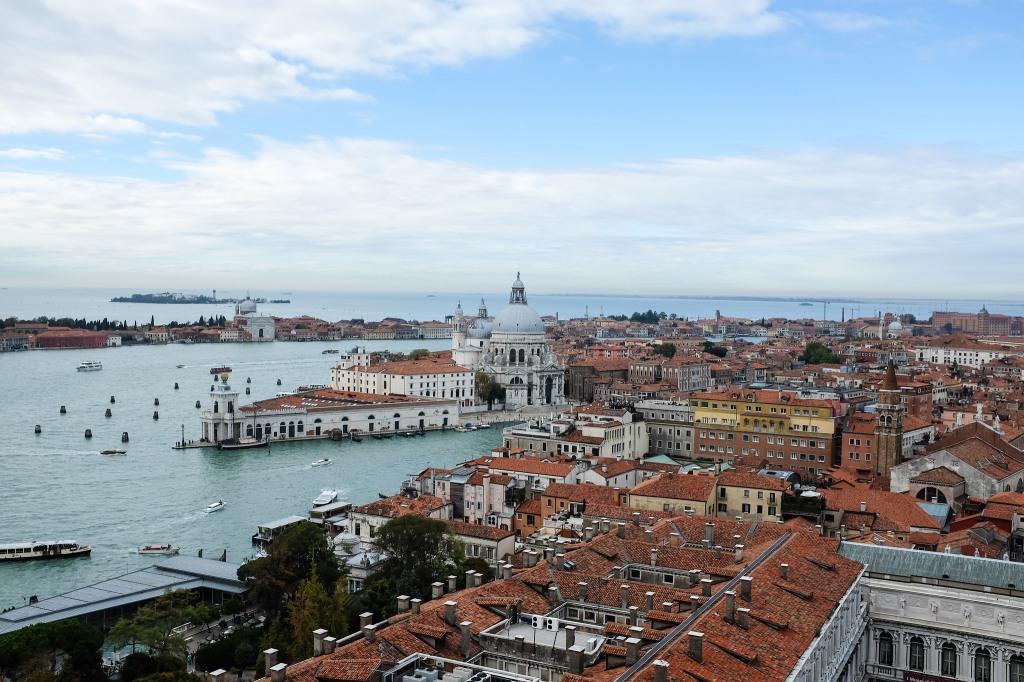 Venise-Dorsoduro-campanile-Saint-Marc-San Marco-piazza San Marco