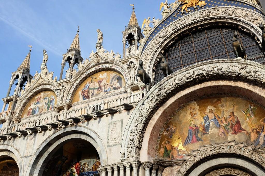 Venise-basilique-Saint-Marc-San Marco