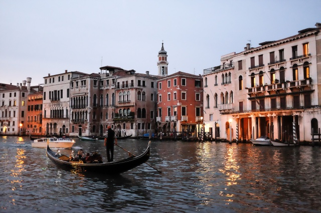 Venise-Grand Canal