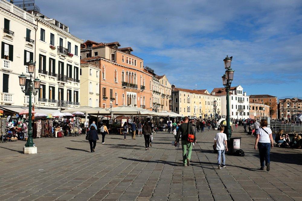 Venise-Castello-Riva Degli Schiavoni