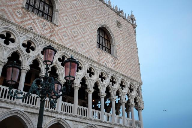 Venise-Palais des Doges-Palazzo Ducale-Place Saint-Marc-piazza San Marco