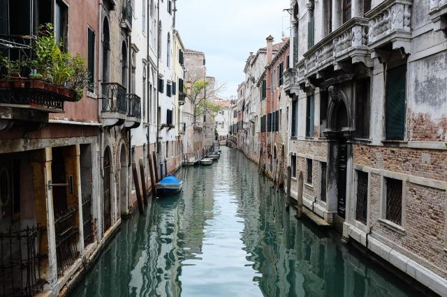 Venise-Santa Croce-canal