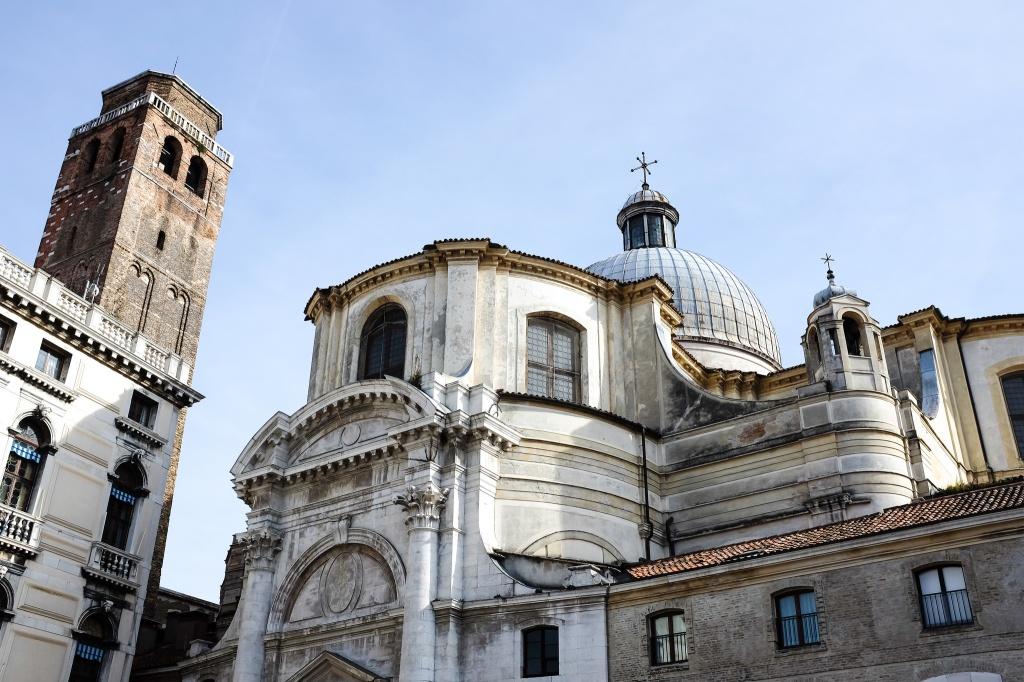 Venise Cannaregio église San Geremia