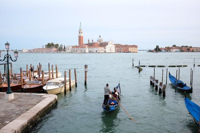 Venise-San Giorgio Maggiore-Grand Canal-île