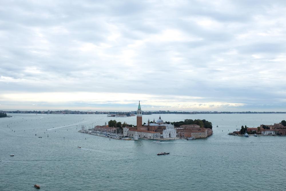 Venise-San Giorgio Maggiore-San Marco-place-Saint-Marc