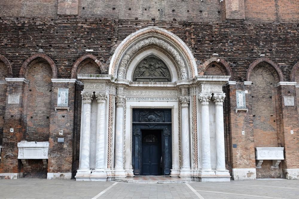 Venise-Castello-basilique-église-San Giovanni e Paolo