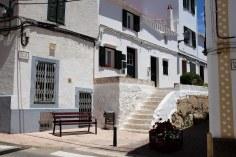 La ville d'Alaior à Minorque