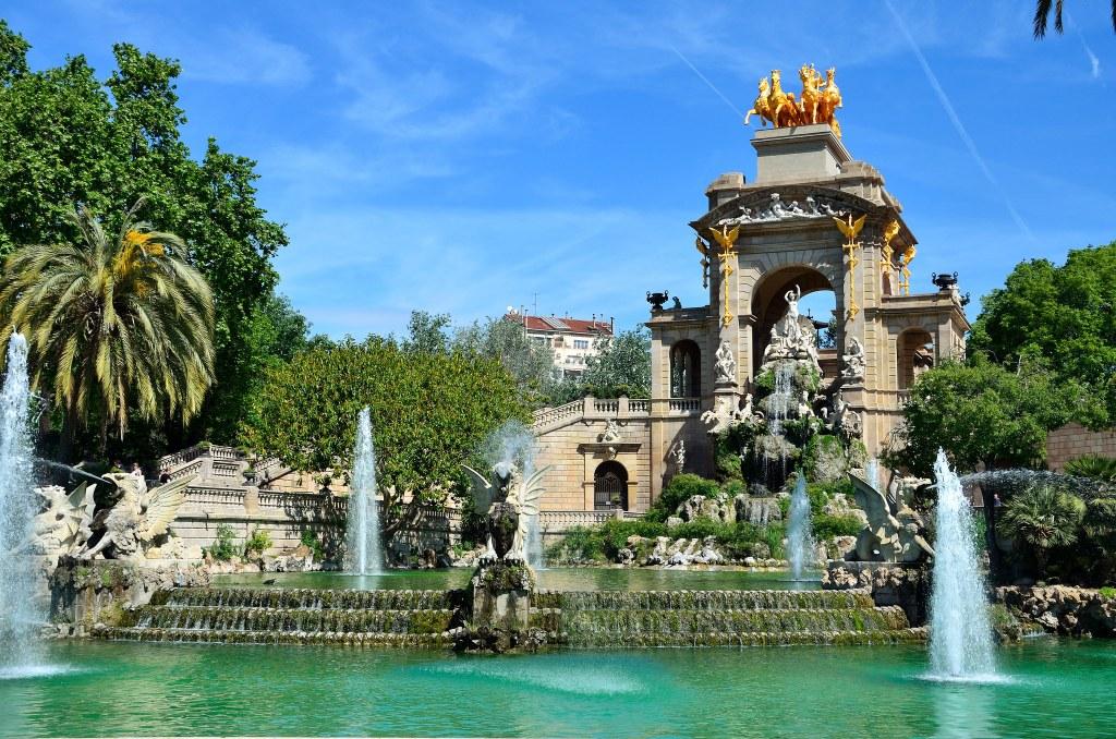 Barcelone-parc-Ciutadella-zoo-fontaine-lac