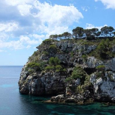 Cala Macarella-Minorque-plage-côte-sud