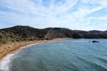 Cala Cavalleria-Minorque-plage-nord