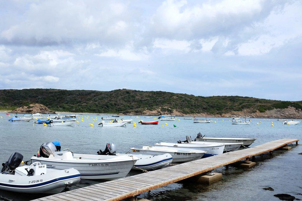 Es Grau-Minorque-île-village-pêcheur
