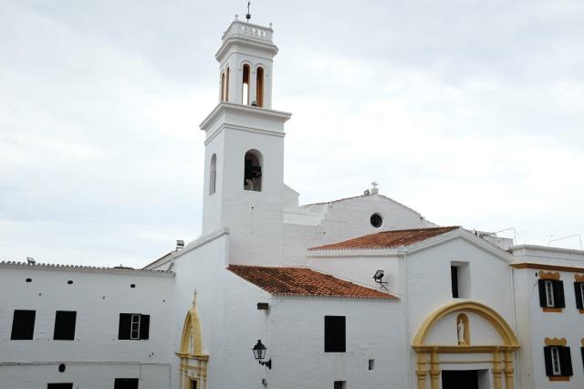 Ferreries-Minorque-église