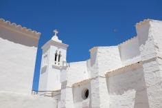 Fornells-église-Sant Antoni-village-pêcheur