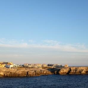 Los Delfines, une station balnéaire sur la côte ouest de Minorque