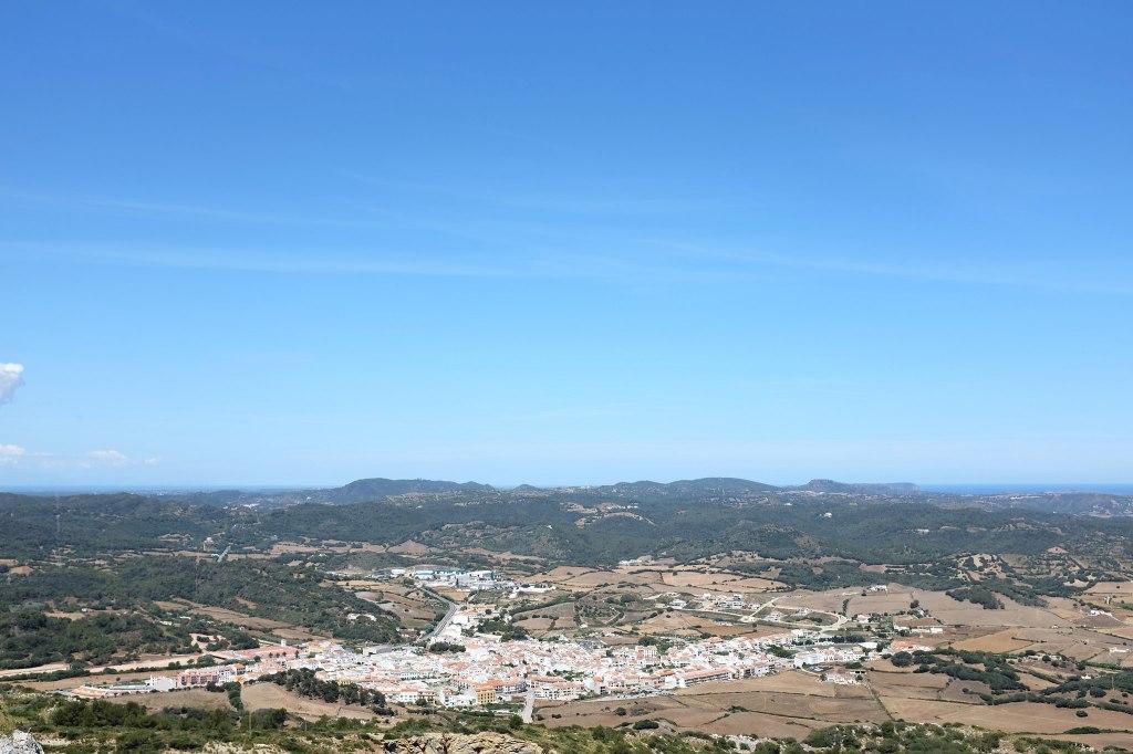 Minorque-Monte-Toro-Es Mercadal